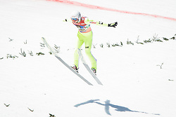 Andrzej Stekala (POL) during the Ski Flying Hill Team Competition at Day 3 of FIS Ski Jumping World Cup Final 2016, on March 19, 2016 in Planica, Slovenia. Photo by Ziga Zupan / Sportida