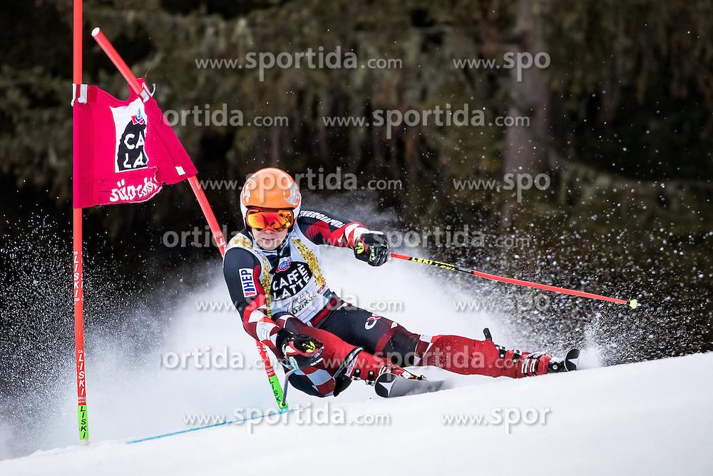 19.12.2016, Grand Risa, La Villa, ITA, FIS Ski Weltcup, Alta Badia, Riesenslalom, Herren, 1. Lauf, im Bild Filip Zubcic (CRO) // Filip Zubcic of Croatia in action during 1st run of men's Giant Slalom of FIS ski alpine world cup at the Grand Risa race Course in La Villa, Italy on 2016/12/19. EXPA Pictures © 2016, PhotoCredit: EXPA/ Johann Groder