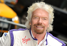 NY: Sir Richard Branson Lights up the Empire State Building - 14 July 2017