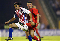 Fotball<br /> EM-kvalifisering<br /> 10.09.2003<br /> Belgia v Kroatia<br /> NORWAY ONLY<br /> Foto: Phot News/Digitalsport<br /> <br /> DOVANI ROSO / WALTER BASEGGIO