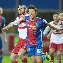 Stirling Albion v Inverness Caley Thistle   Scottish Cup   9 January 2016