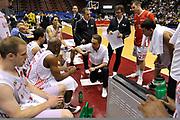 DESCRIZIONE : Milano Lega A 2009-10 Playoff Quarti di Finale Gara 2 AJ Milano Sigma Coatings Montegranaro<br /> GIOCATORE : Piero Bucchi<br /> SQUADRA : AJ Milano<br /> EVENTO : Campionato Lega A 2009-2010 <br /> GARA : AJ Milano Sigma Coatings Montegranaro<br /> DATA : 22/05/2010<br /> CATEGORIA : Schema<br /> SPORT : Pallacanestro <br /> AUTORE : Agenzia Ciamillo-Castoria/DomenicoPescosolido<br /> Galleria : Lega Basket A 2009-2010 <br /> Fotonotizia : Siena Lega A 2009-10 Playoff Quarti di Finale Gara 2 AJ Milano Sigma Coatings Montegranaro<br /> Predefinita :