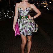 NLD/Amsterdam/20120308 - Presentatie nieuwe collectie voor Louis Vuitton, Nikkie Plessen