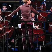NLD/Haarlem/20121002- Opname AVRO's programma Maestro, Tanja Jess