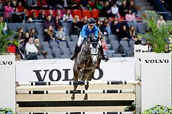 Lindh Catrin, SWE, Kg Corazon<br /> Gothenburg Horse Show FEI World Cups 2017<br /> © Hippo Foto - Stefan Lafrentz