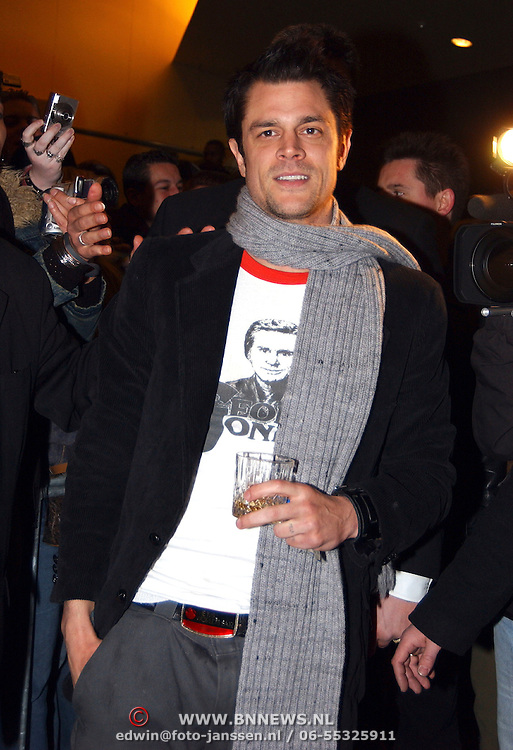 Premiere Jackass, Johnny Knoxville