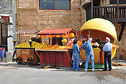 Israel, western Galilee, Acre, The old city
