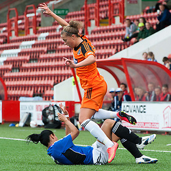 Glasgow City v WFC Kharkiv | Womens Champions League | 14 August 2014