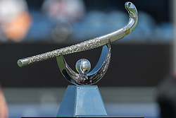 the champions trophy during the Champions Trophy finale between the Australia and India on the fields of BH&BC Breda on Juli 1, 2018 in Breda, the Netherlands.