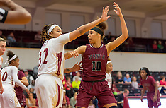 2017-18 NC Central Women's Basketball at Elon University