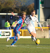 Dundee&rsquo;s Greg Stewart - Inverness Caledonian Thistle v Dundee at Caledonian Stadium, Inverness<br /> <br />  - &copy; David Young - www.davidyoungphoto.co.uk - email: davidyoungphoto@gmail.com