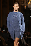 A Model walks the runway at Stella McCartney Ready to Wear Autumn-Winter 2012/13 show during Paris Fashion Week at City Hall on March 5, 2012 in Paris, France (Photo by Tony Barson/BarsonImages)