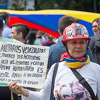 Se realizaron nuevas protestas en Venezuela, para exigir la salida del gobernante Nicolás Maduro y para respaldar la Asamblea Nacional, así como al presidente interino Juan Guaidó. New protests were held in Venezuela, to demand the exit of the ruling Nicolás Maduro and to back the National Assembly, as well as the interim president Juan Guaidó