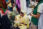 Women Of Nizamuddin, Delhi, India 2013