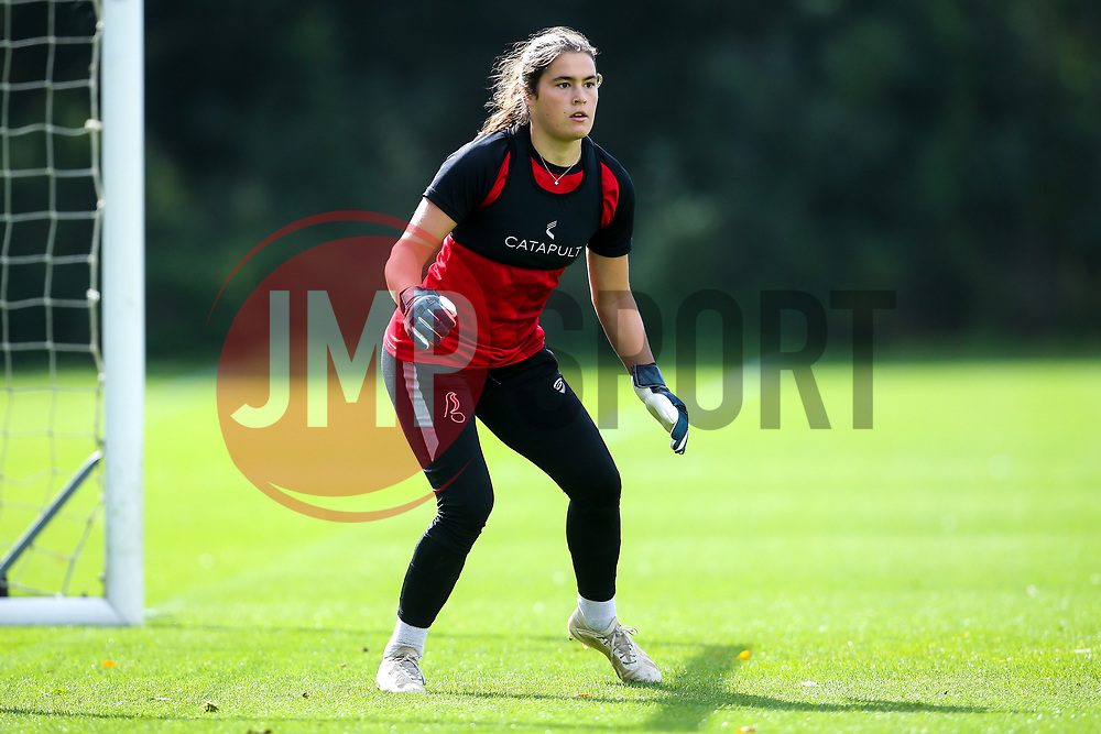 Eartha Cumings of Bristol City Women during training at Failand - Mandatory by-line: Robbie Stephenson/JMP - 26/09/2019 - FOOTBALL - Failand Training Ground - Bristol, England - Bristol City Women Training
