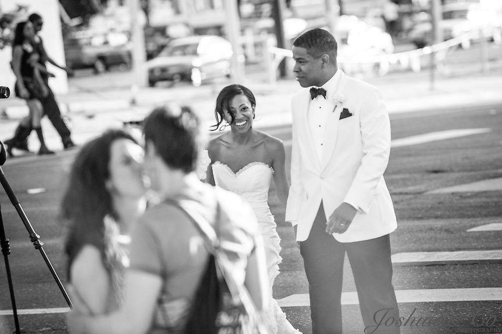 BJ Hicks and Nicci Harrell's wedding at the First Baptist Church of Denver and reception at the History Colorado Center in Denver, Colorado on June 16, 2012...Christopher Lawson // Joshua & Co. Photography ..www.joshuacophotography.com