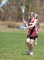Lakes Region Lacrosse U15 girls versus Concord Crush May 1, 2011.
