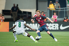 United States vs Ghana 1 July 2017