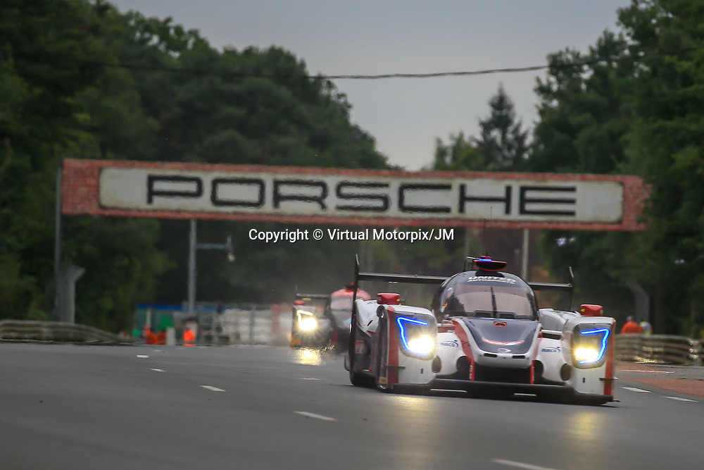 #32, United Autosports, Ligier JSP217-Gibson, LMP2, driven by: Hugo De Sadeleer, Will Owen, Juan Pablo Montoya, 24 Heures Du Mans  2018, , 14/06/2018,