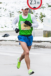 at 17th Ljubljana Marathon 2012 on October 28, 2012 in Ljubljana, Slovenia. (Photo By Matic Klansek Velej / Sportida.com)