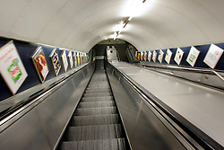 UK ENGLAND LONDON 28JUL05 - Escalators down into Stockwell Station in central London following two terrorist attacks in the past three weeks...jre/Photo by Jiri Rezac ..© Jiri Rezac 2005..Contact: +44 (0) 7050 110 417.Mobile:  +44 (0) 7801 337 683.Office:  +44 (0) 20 8968 9635..Email:   jiri@jirirezac.com.Web:    www.jirirezac.com..© All images Jiri Rezac 2005 - All rights reserved.
