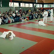 Judotoernooi bij Sportschool Rebel