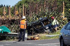 Auckland-73 year old dead after vehicle collision with train, Waimauku