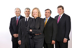 HP Executive team Photo Shoot by Kim Kulish/UBM<br />