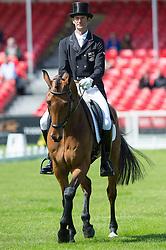 Todd Mark, (NZL), Leonidas II<br /> Dressage <br /> Mitsubishi Motors Badminton Horse Trials - Badminton 2015<br /> © Hippo Foto - Jon Stroud<br /> 07/05/15
