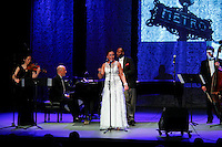 Tamara Tunie and Gregory Generet perfomring at The Symphony Space 25th annual Wall 2 Wall Marathon - Gertrude's Paris Festival on May 5, 2012...Photo Credit; Rahav 'Iggy' Segev