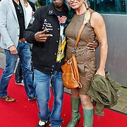 NLD/Amsterdam/20100818 - Premiere The Last Airbender 3D, Desray, Desiree Manders en D-Rock