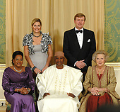 Officieel bezoek president Mali