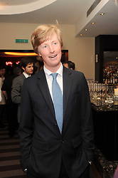 A party to promote the exclusive Puntacana Resort & Club - the Caribbean's Premier Golf & Beach Resort Destination, was held at The Groucho Club, 45 Dean Street London on 12th May 2010.<br /> <br /> Picture shows:-Left to right, JOE MAITLAND-ROBINSON