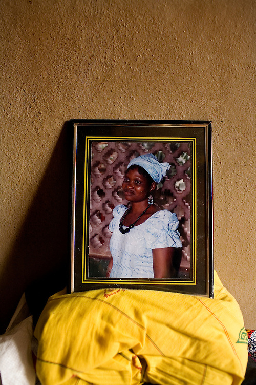 A portrait of Mommy in her parents room, she was their only daughter.