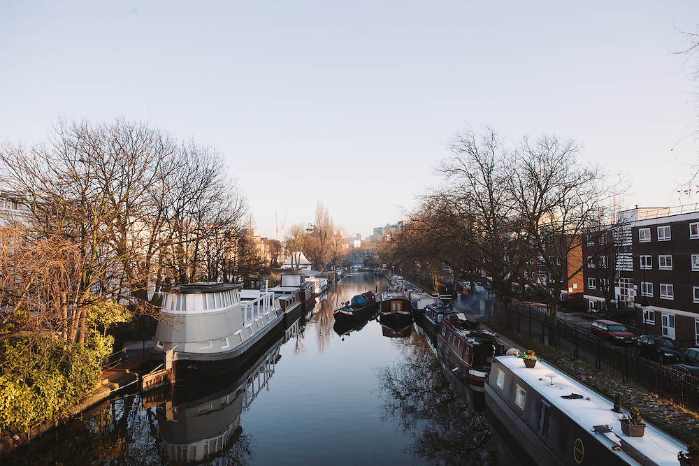 Little Venice, London. 11.12.12012