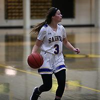 Women's Basketball: The College of St. Scholastica Saints vs. University of Wisconsin-Stout Blue Devils