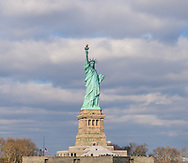 Statue of Liberty National Monument, New York City, New  York, New Jersey