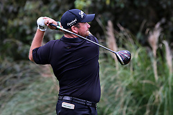 March 29, 2019 - Austin, Texas, United States - Shane Lowry tees off the 15th hole during the third round of the 2019 WGC-Dell Technologies Match Play at Austin Country Club. (Credit Image: © Debby Wong/ZUMA Wire)