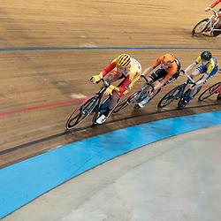 27-12-2019: Wielrennen: NK Baan: Alkmaar <br />Wim Stroetinga