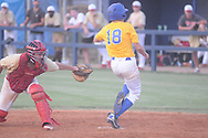 Oxford vs. Lafayette in summer high school baseball in Oxford, Miss. on Friday, June 21, 2013. Oxford won 10-2.