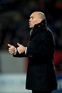 Onderwerp/Subject: Willem II - Eredivisie<br /> Reklame:  <br /> Club/Team/Country: <br /> Seizoen/Season: 2012/2013<br /> FOTO/PHOTO: Coach Jurgen STREPPEL of Willem II. (Photo by PICS UNITED)<br /> <br /> Trefwoorden/Keywords: <br /> #09 $94 ±1342782825903<br /> Photo- & Copyrights © PICS UNITED <br /> P.O. Box 7164 - 5605 BE  EINDHOVEN (THE NETHERLANDS) <br /> Phone +31 (0)40 296 28 00 <br /> Fax +31 (0) 40 248 47 43 <br /> http://www.pics-united.com <br /> e-mail : sales@pics-united.com (If you would like to raise any issues regarding any aspects of products / service of PICS UNITED) or <br /> e-mail : sales@pics-united.com   <br /> <br /> ATTENTIE: <br /> Publicatie ook bij aanbieding door derden is slechts toegestaan na verkregen toestemming van Pics United. <br /> VOLLEDIGE NAAMSVERMELDING IS VERPLICHT! (© PICS UNITED/Naam Fotograaf, zie veld 4 van de bestandsinfo 'credits') <br /> ATTENTION:  <br /> © Pics United. Reproduction/publication of this photo by any parties is only permitted after authorisation is sought and obtained from  PICS UNITED- THE NETHERLANDS