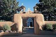 Rancho Chimayo Taos New Mexico