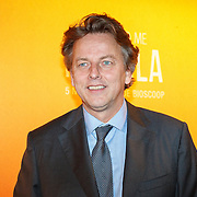 NLD/Hilversum/20151101 - Prinses Mabel aanwezig bij de Premiere He Named Me Malala, Bert Koenders
