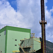 Kettle Falls Generating Station, WA - Biomass
