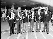 1981 - Irish Sea Angling Team.    (N84).