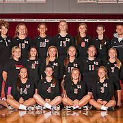 2015 Marist Volleyball - Girls