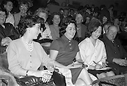 "Gael Linn Bingo..1963..03.10.1963..10.03.1963..3rd October 1963..Gael Linn bingo took place in Whitehall Cinema last night, it set a record when Mrs Kathleen Sperrin from Swords Road, Dublin filled a line in only 8 calls. This achievement completed in a time of only 30 seconds won a bonus prize of £100 for Mrs Sperrin in addition to the ordinary prize...""Eyes Down"" this mostly female audience are pictured preparing for the next game on their bingo cards."
