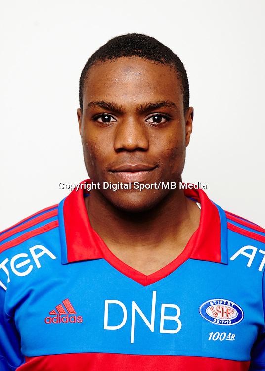 Fotball..Tippeligaen..Portrett portretter..Vålerenga VIF 2013..Chuma Anene..Foto: Eirik Førde