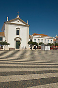 Algarve, southern coast of Portugal on Atlantic Ocean photo Piotr Gesicki Villa Real de Santo Antonio town