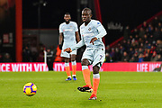 Ngolo Kante (7) of Chelsea during the Premier League match between Bournemouth and Chelsea at the Vitality Stadium, Bournemouth, England on 30 January 2019.